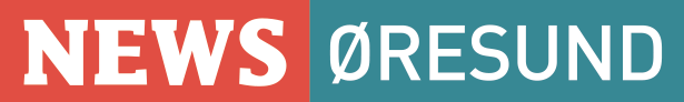 News Øresund Danmark logo