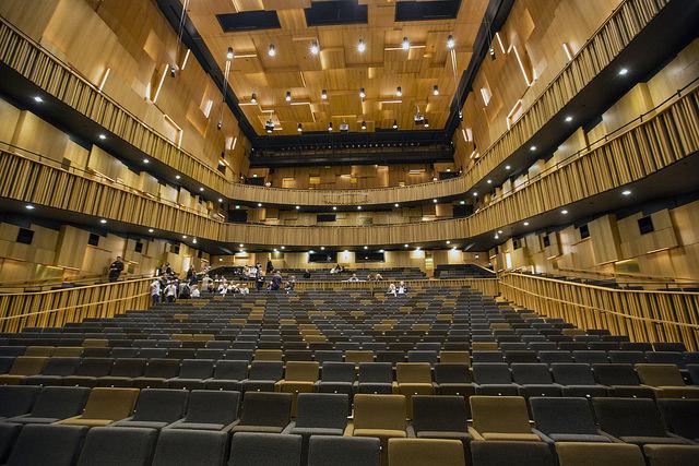 Dantes plads 1 Dr koncertsal