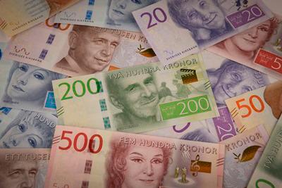 Nya sedlar Sverige