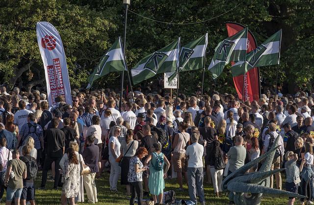 News Øresund Danmark » Nazister anholdt i Visby for hetz mod folkegruppe